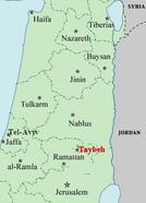 Map to Taybeh