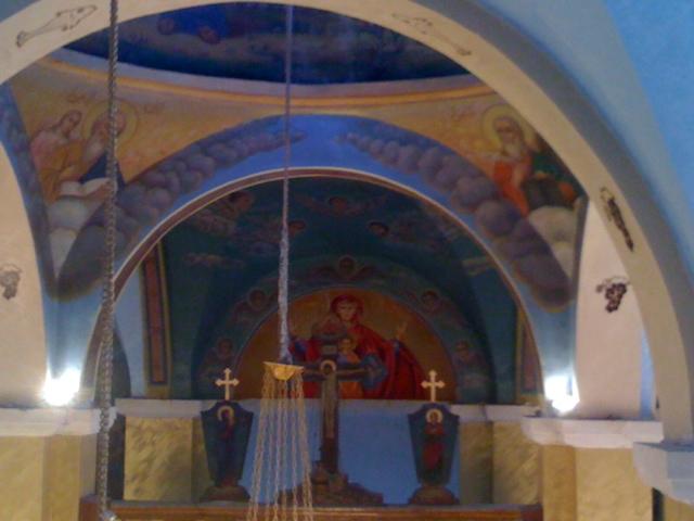 Saint George Church Taybeh
