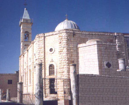 Saint George Church Taybeh Image 01